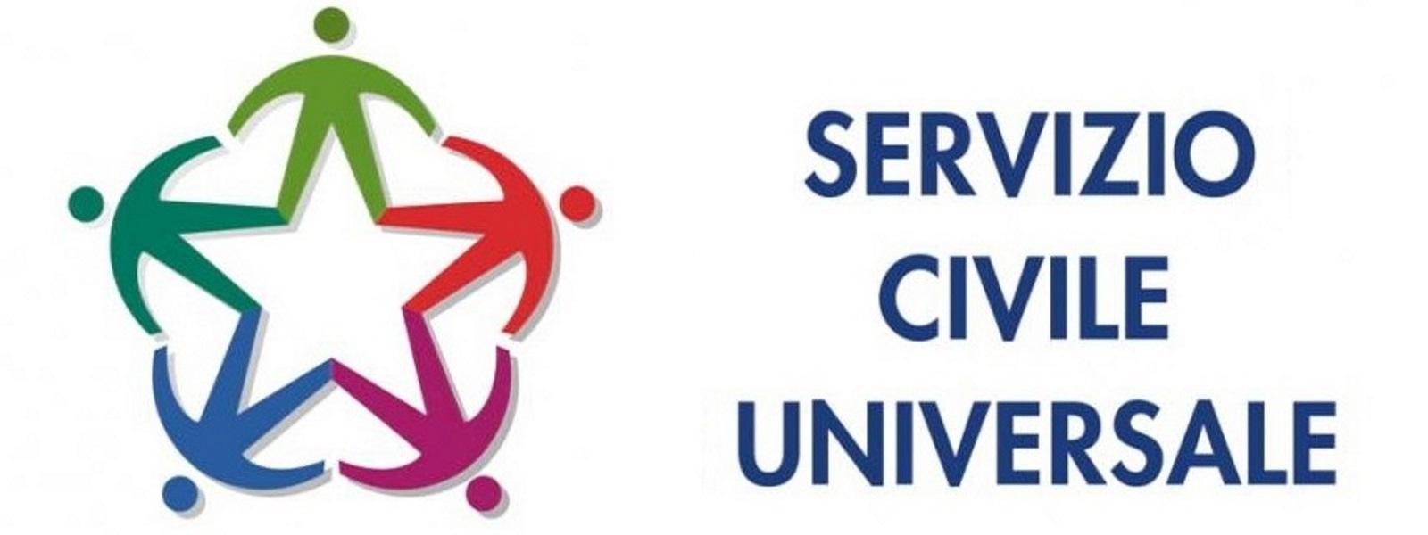 logo servizio civile universale orizzontale
